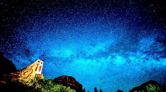Sedona-night